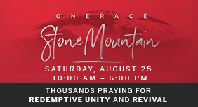 Plan Now To Attend OneRace Stone Mountain
